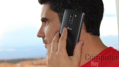 LG G3 hablando