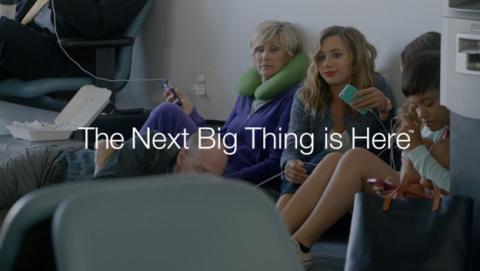 Samsung anuncio
