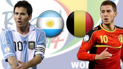 Argentina - Bélgica
