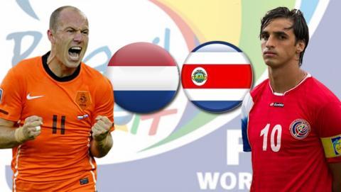 Holanda - Costa Rica