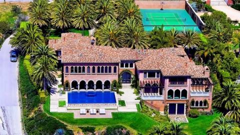 Google Street View elimina las casas de los famosos de Google Maps.
