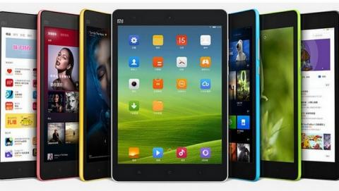 La tablet Xiaomi Mi Pad, alternativa al iPad Mini Retina, vende 50.000 unidades en cuatro minutos.