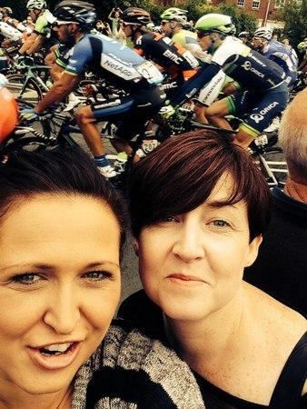 Selfies, el gran peligro de los ciclistas en el Tour de Francia