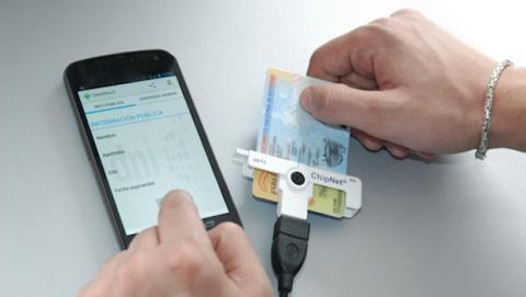 El DNI 3.0, con tecnología NFC, llegará en 2015