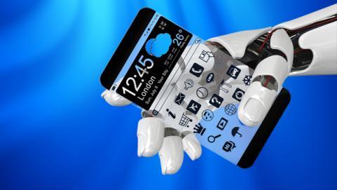 Así serán los móviles del futuro