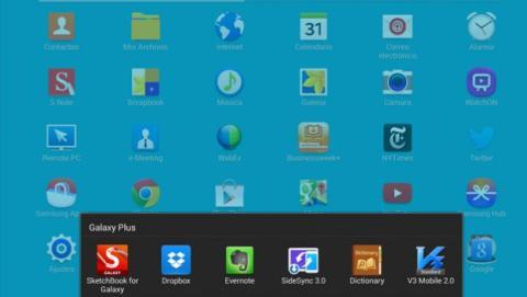 Software Samsung Note Pro