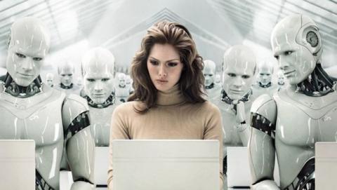 Foxconn usará 10.000 robots para fabricar el iPhone 6.