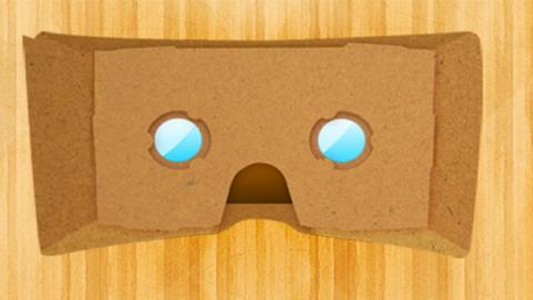 Google cardboard pirata