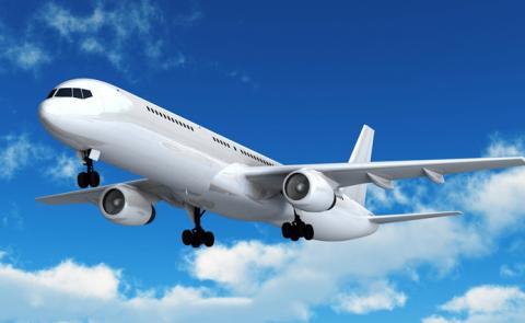 batería móvil avión