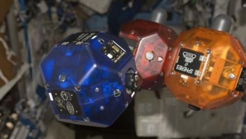 Smartphones 3D de Google ayudarán a robots de la NASA