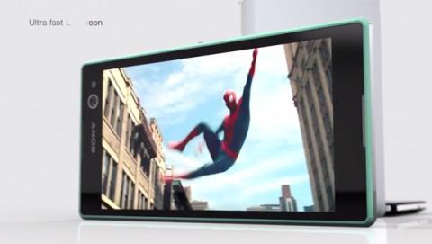 Sony lanzará hoy un smartphone especializado en selfies