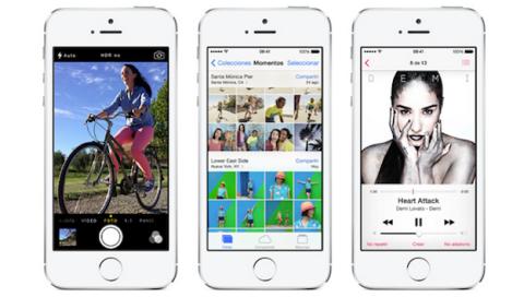 iPhone 5S, el móvil más vendido del primer trimestre del año