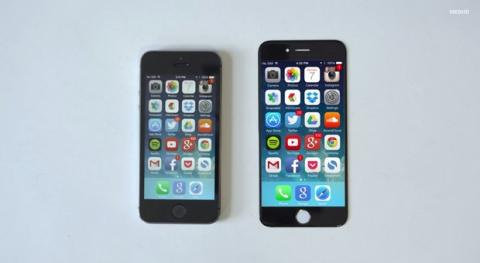 iPhone 6 pantalla de zafiro