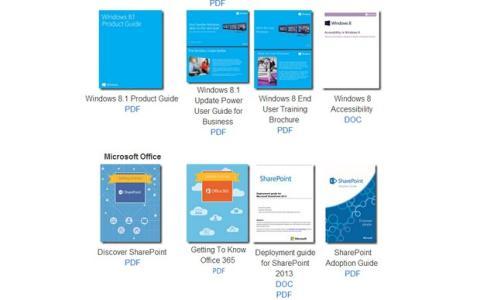 Microsoft regala 300 libros gratis de Windows, Office, etc