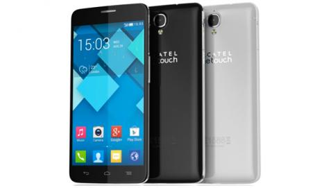 Llega Alcatel One Touch Idol X+, un Octa Core de alta gama