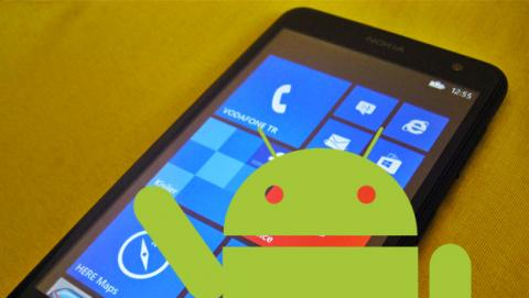 windows phone apps android