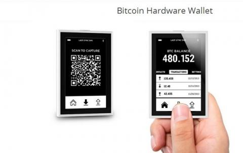 Monedero hardware Bitcoin