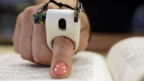 Fingerreader MIT
