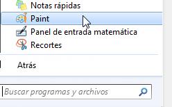 Abrir Paint