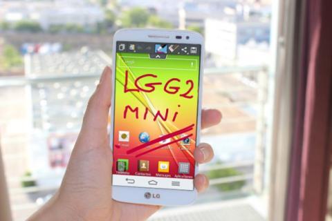 LG G2 Mini Quick Memo