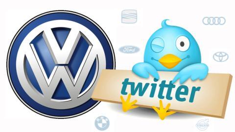 Volkswagen, la marca favorita en Twitter
