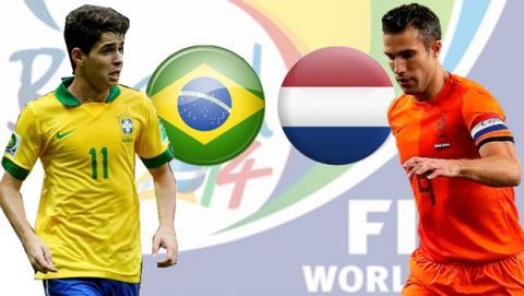 Brasil - Holanda