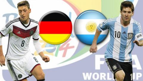 Alemania - Argentina