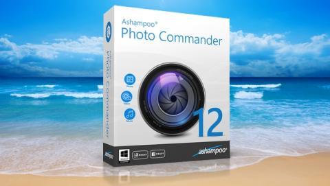 Ashampoo Photo Commander 12, el organizador de fotos más completo, ya a la venta.