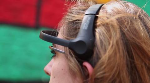 Google glass permite enviar fotos a Facebook y Twitter con la mente