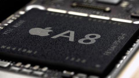 El procesador A8 del iPhone 6 podría usar sólo dos núcleos, a 2 GHz. Apple no daría el salto a los cuatro núcleos.