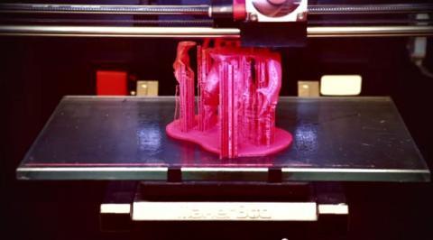 Evolve impresión en 3D
