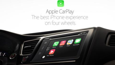 Más de 24 millones de coches montarán Apple CarPlay en 2019