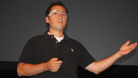 Amazon ficha a Babak Parviz, creador de las Google Glass
