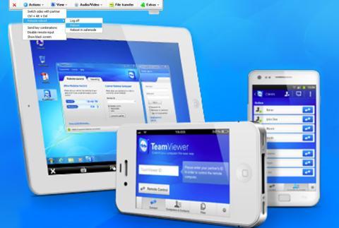Accede a los smartphones de tus amigos con TeamViewer Quicksupport