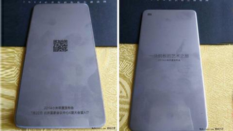 Xiaomi ya deja entrever algunas características del Mi4
