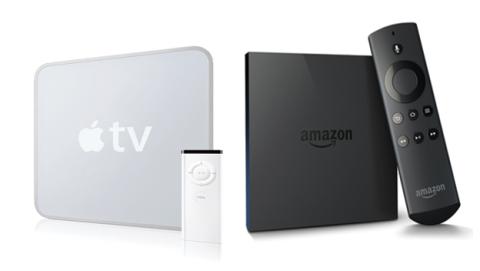Amazon Fire TV VS Apple TV: comparativa de set-top-box