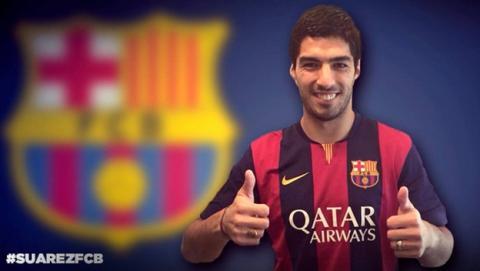 Falsa petición de perdón al futbolista del F.C. Barcelona Luis Suárez, que roba tus datos, recorre las redes sociales.