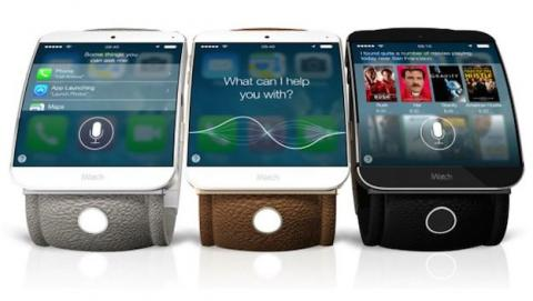 Diseño concepto iWatch
