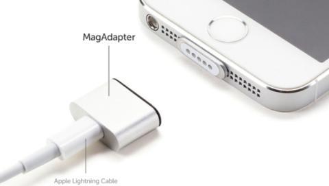 cargador magsafe iphone
