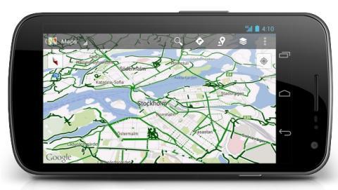 La actualización de Google Maps añade comandos de voz, compatibilidad con Android Wear y nueva info, como la altitud, para bikers.