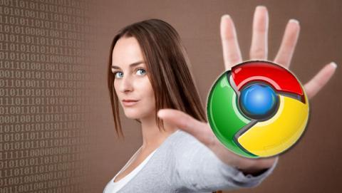 Cómo crear una contraseña para bloquear Google Chrome