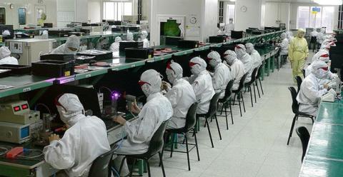 fabricación iPhone 6