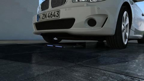 BMW Mercedes cargador inalámbrico