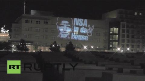 Obama rapero como protesta por el espionaje de la NSA