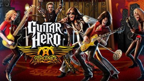 Aerosmith gana más con los videojuegos como Guitar Hero Aerosmith, que con la venta de música.