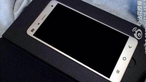 Primeras fotos filtradas del esperado smartphone Xiaomi Mi4.