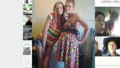 Ladrona pillada por subir selfies con ropa robada a Facebook.