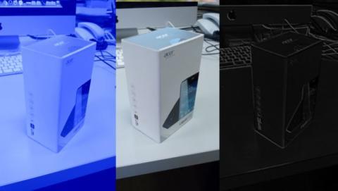 Acer liquid e3fotografías