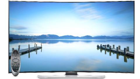 Análisis TV Samsung UE65HU8500Z: Envolvente cien por cien