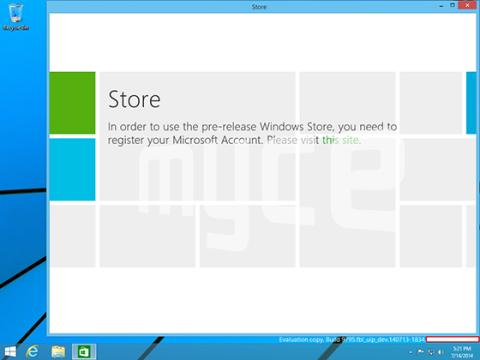 filtraciones windows 9